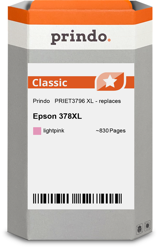 Cartucho de tinta Prindo PRIET3796