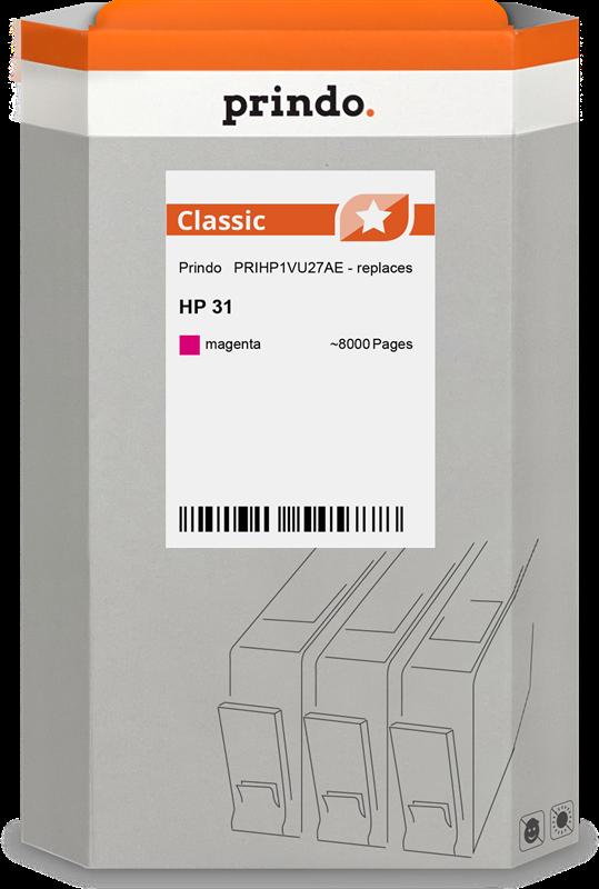 Cartucho de tinta Prindo PRIHP1VU27AE