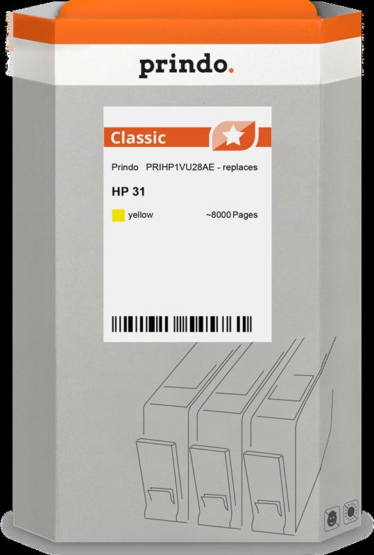 Cartucho de tinta Prindo PRIHP1VU28AE