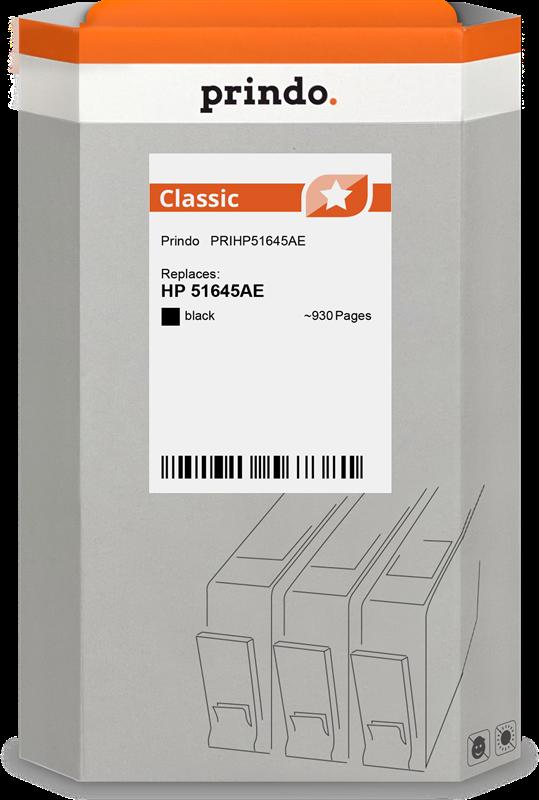 Cartucho de tinta Prindo PRIHP51645AE