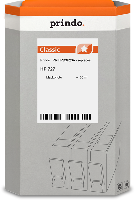 Cartucho de tinta Prindo PRIHPB3P23A