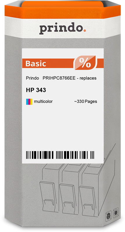Cartucho de tinta Prindo PRIHPC8766EE