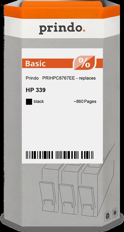 Cartucho de tinta Prindo PRIHPC8767EE