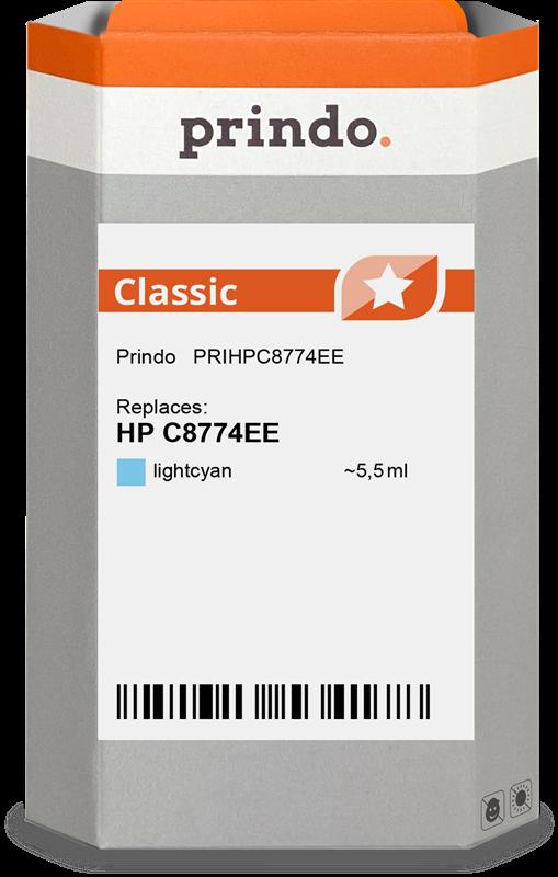 Cartucho de tinta Prindo PRIHPC8774EE