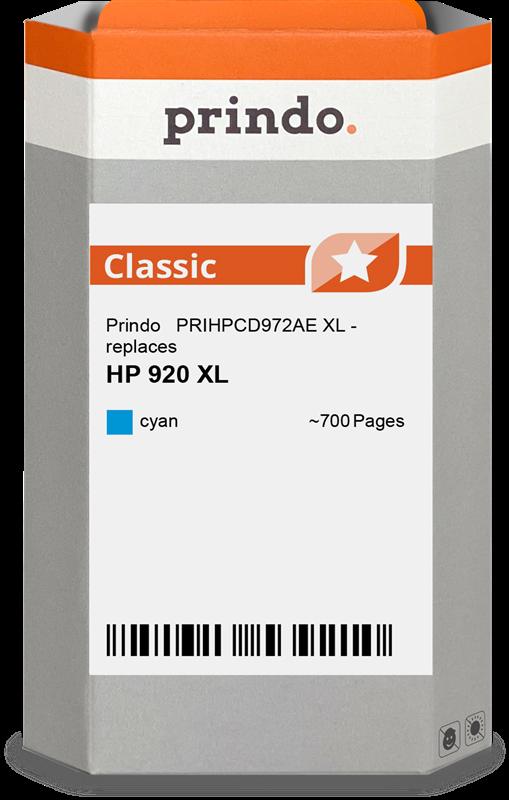 Cartucho de tinta Prindo PRIHPCD972AE
