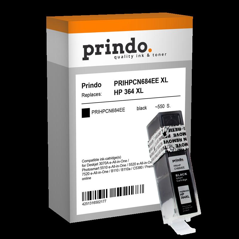 Cartucho de tinta Prindo PRIHPCN684EE