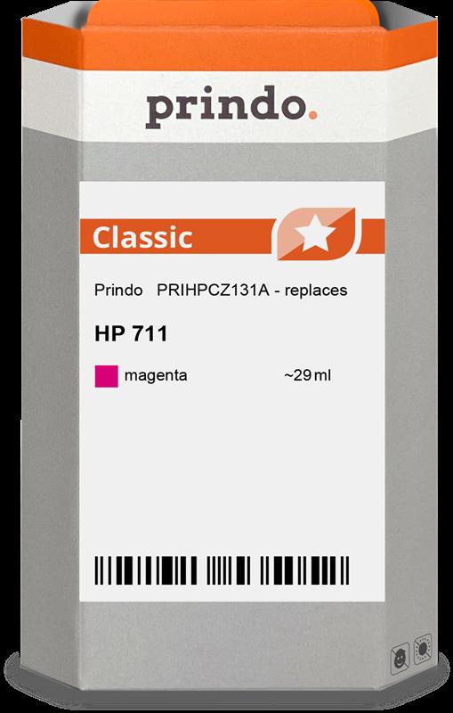 Cartucho de tinta Prindo PRIHPCZ131A