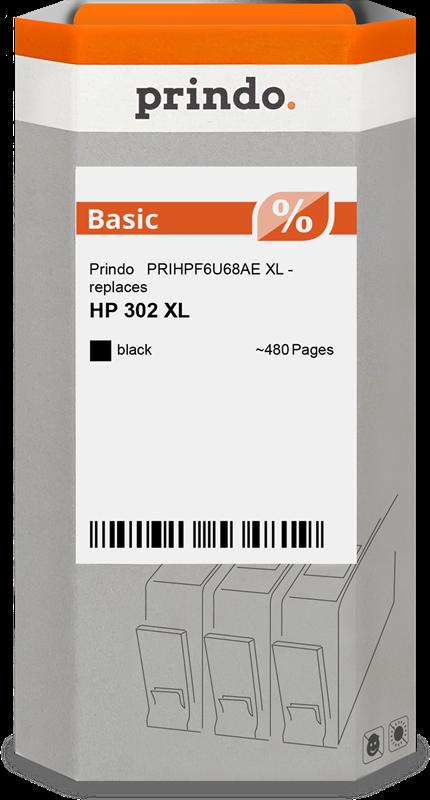 Cartucho de tinta Prindo PRIHPF6U68AE