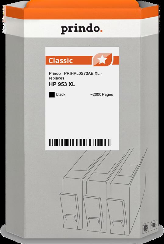 Cartucho de tinta Prindo PRIHPL0S70AE