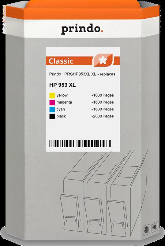 Multipack Prindo PRSHP953XL