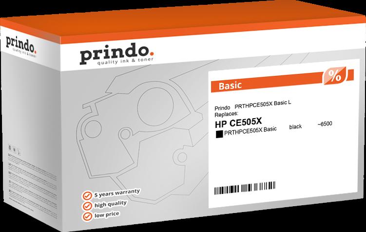 Tóner Prindo PRTHPCE505X Basic