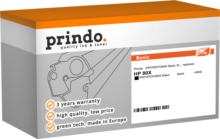Tóner Prindo PRTHPCF280X Basic