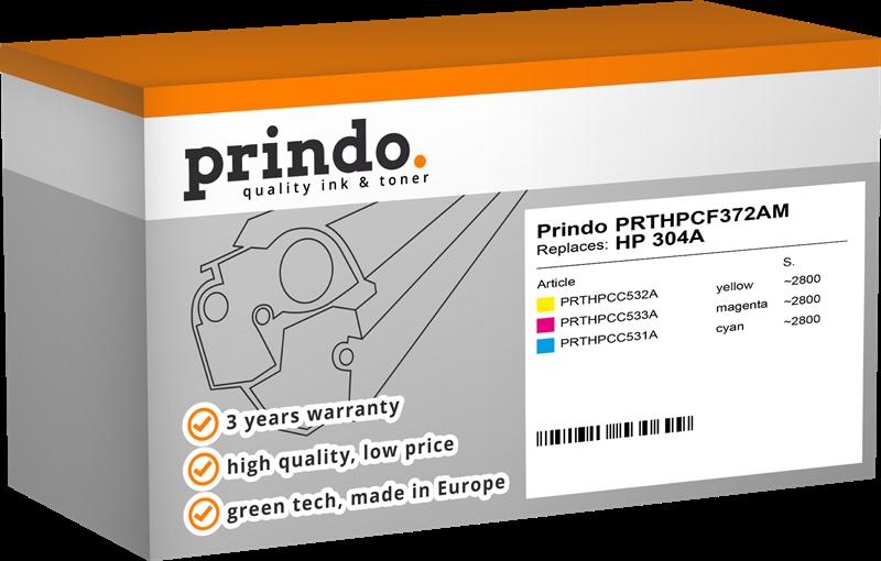 Multipack Prindo PRTHPCF372AM