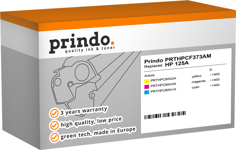 Multipack Prindo PRTHPCF373AM