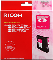 Cartucho de gel Ricoh 405534