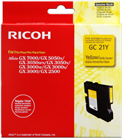Cartucho de gel Ricoh 405535