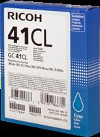 Cartucho de gel Ricoh GC41CL