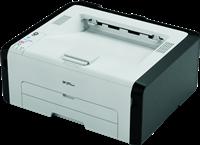Impresora Laser Negro Blanco Ricoh SP 277NwX