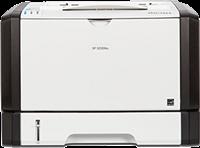 Impresora láser b/n Ricoh SP 325DNw