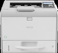 Impresora Laser Negro Blanco Ricoh SP 400DN