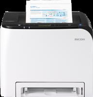 Impresora láser a color Ricoh SP C260DNw