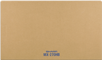 Bote residual de tóner Sharp MX-270HB
