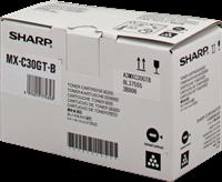 Tóner Sharp MX-C30GTB