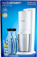 Sodastream Carbonatadora Crystal 2.0