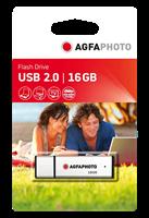 USB 2.0 Stick 16 GB Agfa Photo 10513