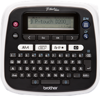 Impresora de etiquetas Brother P-touch D200BW