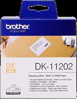 Etiquetas Brother DK-11202