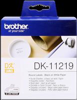 Etiquetas Brother DK-11219