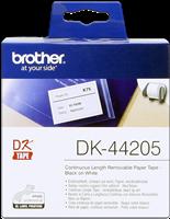 Etiquetas Brother DK-44205