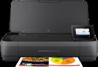 Impresora de inyección de tinta HP OfficeJet 250 Mobile