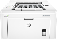 Impresoras láser blanco y negro HP LaserJet Pro M203dn