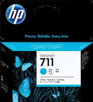 HP 711 (paquete de 3)