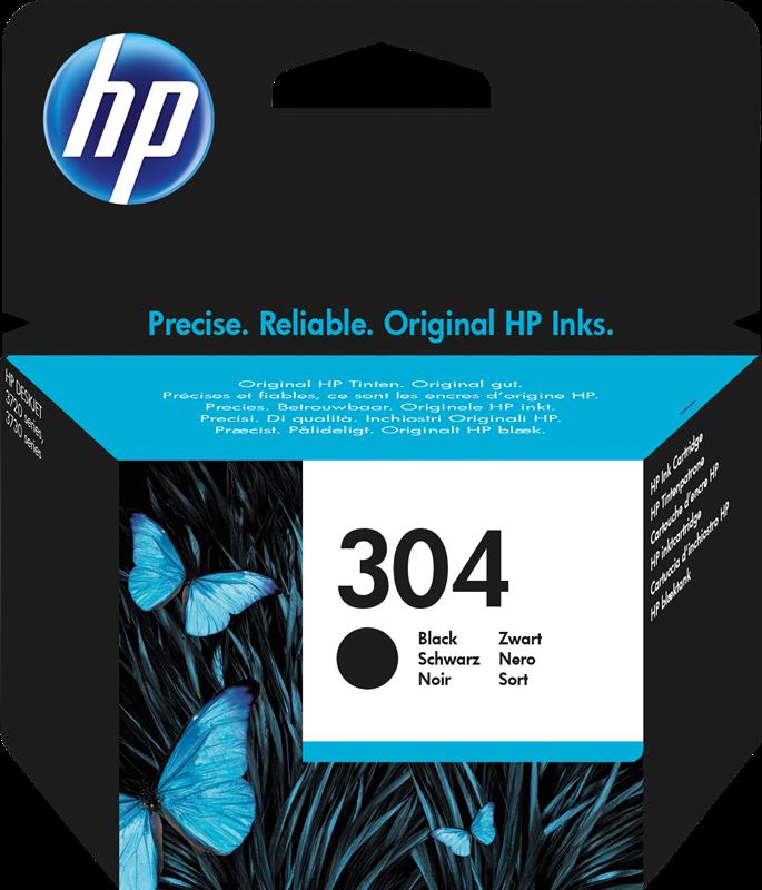 Cartucho de tinta HP 304