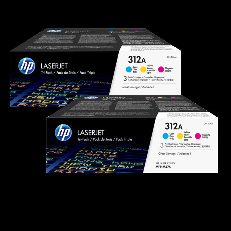 Multipack HP 312A Promo-Pack