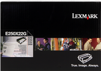 Unidad de tambor Lexmark E250X22G
