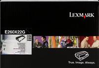 Unidad de tambor Lexmark E260X22G