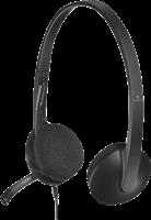 USB - Headset H340 Logitech 981-000475