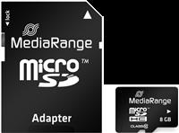 Flash Memory Card MediaRange MR957