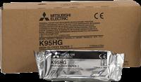 Papel térmico Mitsubishi Thermopapier 110mm x 18m