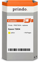 Cartucho de tinta Prindo PRIET2634