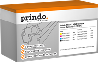 Value Pack Prindo PRTSCLT404S Rainbow