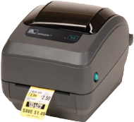 Impresora de etiquetas Zebra GK42-202220-000